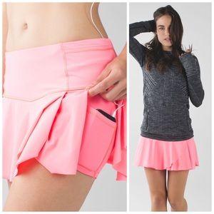 Lululemon Skirt Hit Your Stride